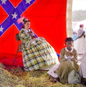 Civil War Reenactments -- Anderson Scott's Photos In 'Whistling Dixie'